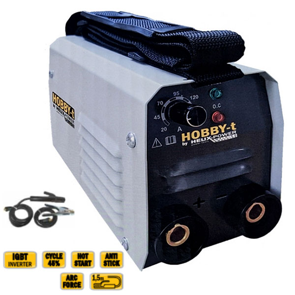 HELIX POWER HOBBY-t 120A Ηλεκτροκόλληση (75002120)