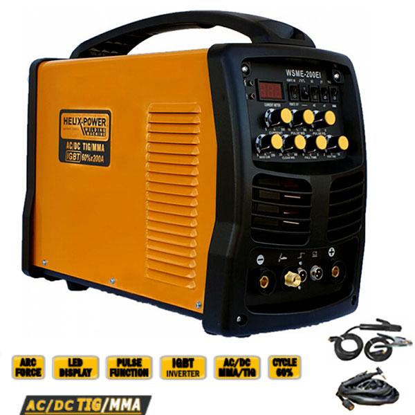 HELIX POWER WSME-200EI AC/DC Ηλεκτροκόλληση (75003201)