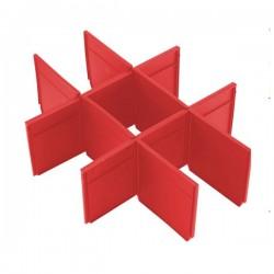 MILWAUKEE PACKOUT DRAWER DIVIDERS Διαχωριστές συρταριέρας 2 συρταριών (4932479105)