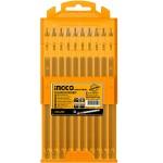 INGCO SDBIM11PH263 Μύτες PH2 x 150mm IMPACT (10τμχ)