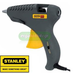 STANLEY 6-GR25 Πιστόλι θερμοκόλλας Dualmelt