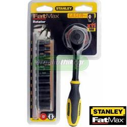 "STANLEY 0-94-607 Καστάνια 1/4 "" περιστρεφόμενη FatMax® Rotator με καρυδάκια"