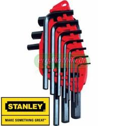 STANLEY 0-69-253 Σειρά κλειδιά Allen 10 τεμάχια