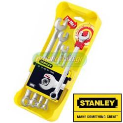STANLEY 4-95-659 Σειρά κλειδιά Γερμανοπολύγωνα με καστάνια
