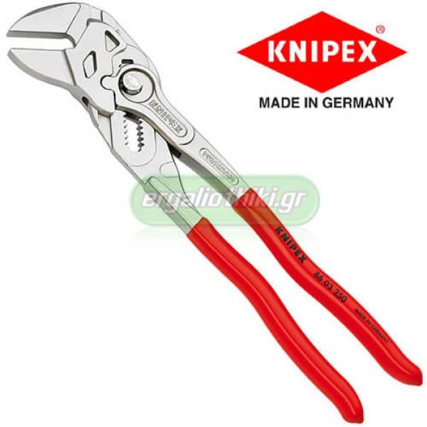 KNIPEX 8603300 Γκαζοτανάλια - κλειδί (εως 60mm)