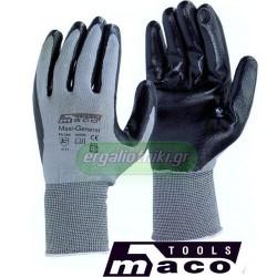 MACO MC.04000 MAXI GENERAL Γάντια νιτριλίου