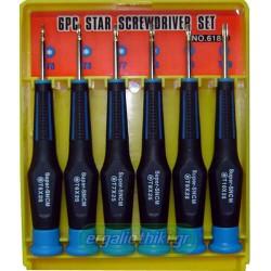 Torx micro 410003 Σειρά κατσαβίδια