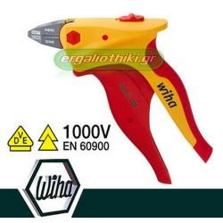 WIHA Inomic πλαγιοκόπτης VDE 1000V Z 12 9 16 160