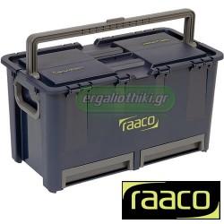 RAACO COMPACT 47 Πλαστική εργαλειοθήκη