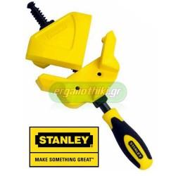 STANLEY 0-83-122 Σφιγκτήρας γωνιακός για βαριές εργασίες BAILEY