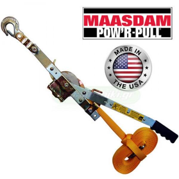 MAASDAM WS-25 USA Κρικοπάλαγκο χειρός με ιμάντα