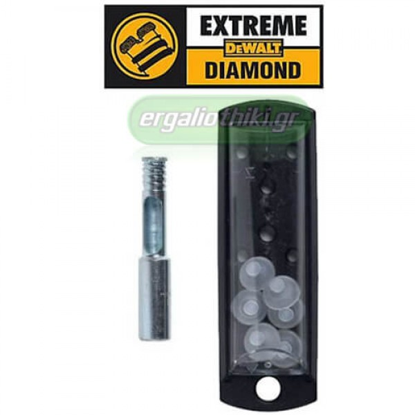 DEWALT DT6040 Διαμαντοτρύπανο πλακιδίων ποτήρι 8mm