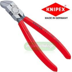 KNIPEX 7211160 Πλαγιοκόπτης 160mm για συνθετικά υλικά