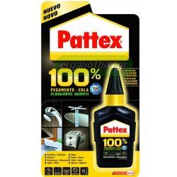 PATTEX 100% Κόλλα χωρίς διαλύτες 50gr