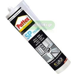 PATTEX SP TRANS Σφραγιστικό - συγκολλητικό (διάφανο)