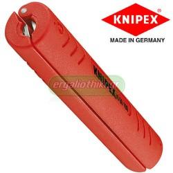 KNIPEX 1660100 SB Απογυμνωτής για ομόκεντρα καλώδια