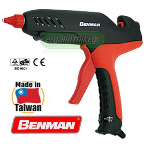 BENMAN TOOLS 70799 Πιστόλι θερμοκόλλας PT-100
