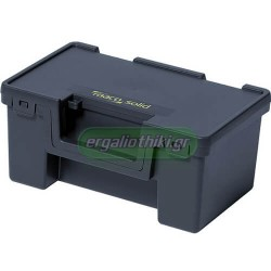 RAACO SOLID 2 Βαλίτσα πλαστική εργαλειοθήκη