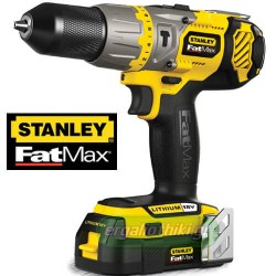 STANLEY FATMAX 14.4V FMC520LB Κρουστικό δράπανο