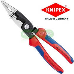 KNIPEX 1392200 Πολυεργαλείο - τσιμπίδα ηλεκτρολογικών εγκαταστάσεων