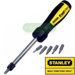 STANLEY 0-69-189 Κατσαβίδι με καστάνια FatMax®