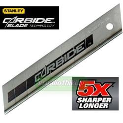 STANLEY STHT2-11818 Λάμα σπαστή 18mm  Tungsten Carbide (10 τεμάχια)