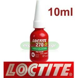 LOCTITE 270 Ασφαλιστικό σπειρωμάτων υψηλού βαθμού συνκράτησης 10ml