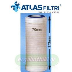 ATLAS CA 7 SX Ανταλλακτικό φίλτρο νερού junior ενεργού άνθρακα