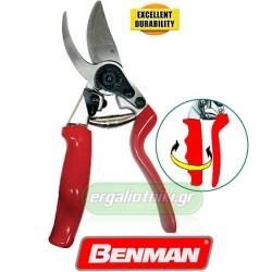 BENMAN TOOLS 77108 Ψαλίδι κλαδέματος - κλαδευτήρι PS 6-22