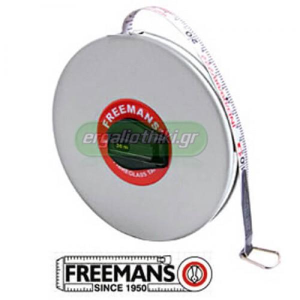 FREEMANS FIBERGLASS Μετροταινία 40m