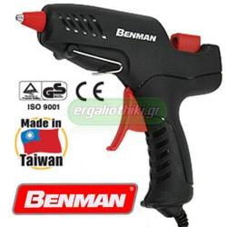 BENMAN TOOLS 70797 Πιστόλι θερμοκόλλας PT-40