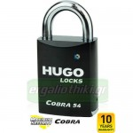 HUGO LOCKS COBRA 54 60150 Λουκέτο
