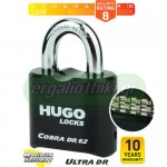 HUGO LOCKS COBRA ULTRA DR 62 60124 Λουκέτο