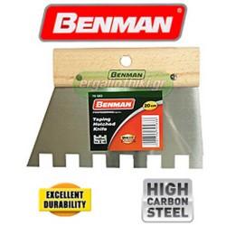 BENMAN TOOLS Σπάτουλα κόλλας πλακιδίων