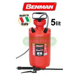 BENMAN TOOLS 77183 Ψεκαστήρας με αντλία χειρός 5lit PRO 5