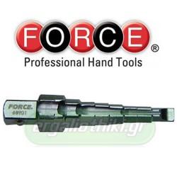 FORCE TOOLS 68901 Κλειδί για ρακόρ καλοριφέρ