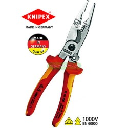 KNIPEX 1396200 Πολυεργαλείο - τσιμπίδα ηλεκτρολογικών εγκαταστάσεων 1000V