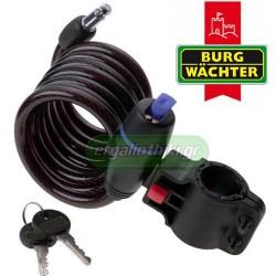 BURG WACHTER 1360 180 Συρματόσχοινο ασφαλείας