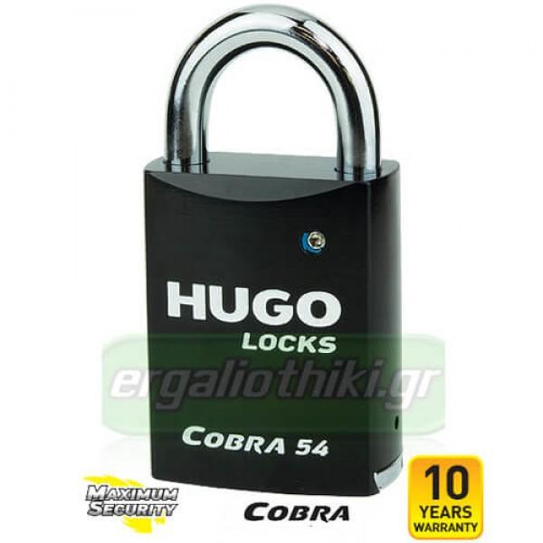 HUGO LOCKS COBRA 70 60153 Λουκέτο