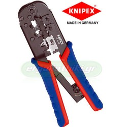 KNIPEX 975110 Πρέσα ακροδεκτών τηλεφωνίας