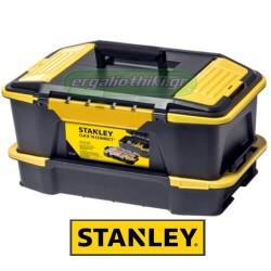 STANLEY STST1-71962 Πλαστική εργαλειοθήκη Click & Connect