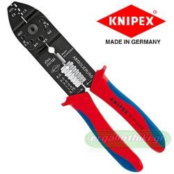 KNIPEX 9721215B Πρέσα ακροδεκτών