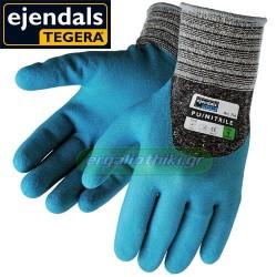 TEGERA EJENDALS 734 Γάντια νιτριλίου/PU