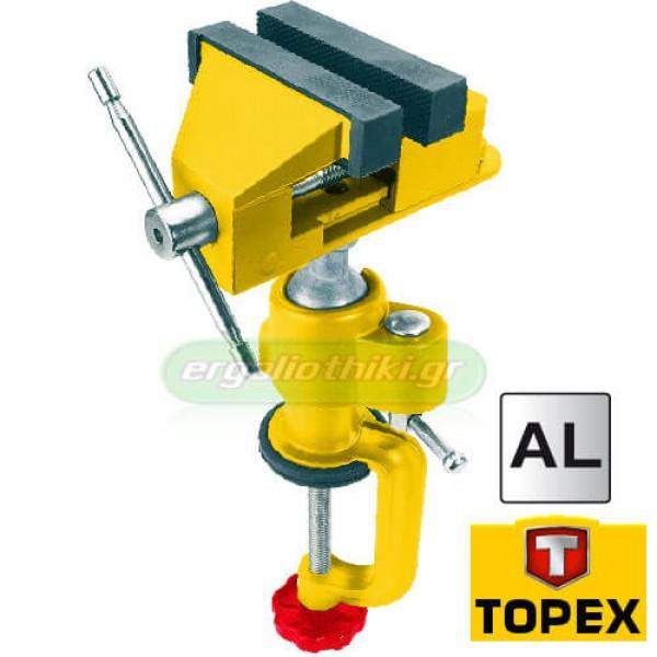 TOPEX 07A307 Μέγγενη περιστρεφόμενη