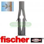 Fischer FU 6x35 Βύσμα γυψοσανίδας πλαστικό (50 τεμάχια)