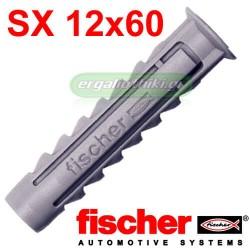 FISCHER SX12x60 Βύσμα γενικής χρήσης (10 τεμάχια)