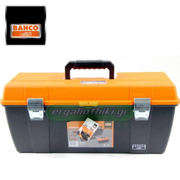 "BAHCO PTB202660 Πλαστική εργαλειοθήκη 26"""