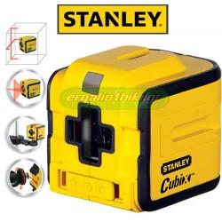 STANLEY Cubix™ STHT1-77340 Αλφάδι laser σταυρού
