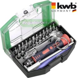 KWB 119100 Σειρά μύτες και μικροεργαλεία ηλεκτρονικών