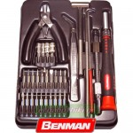 BENMAN TOOLS 70871 Σειρά εργαλείων ακριβείας 32 τεμαχίων
